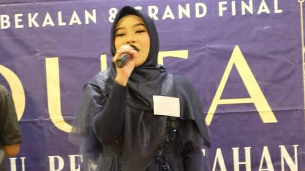 Kuasai 4 Bahasa, Mahasiswi Asal Kotamobagu Ini, Terpilih sebagai Duta KSI