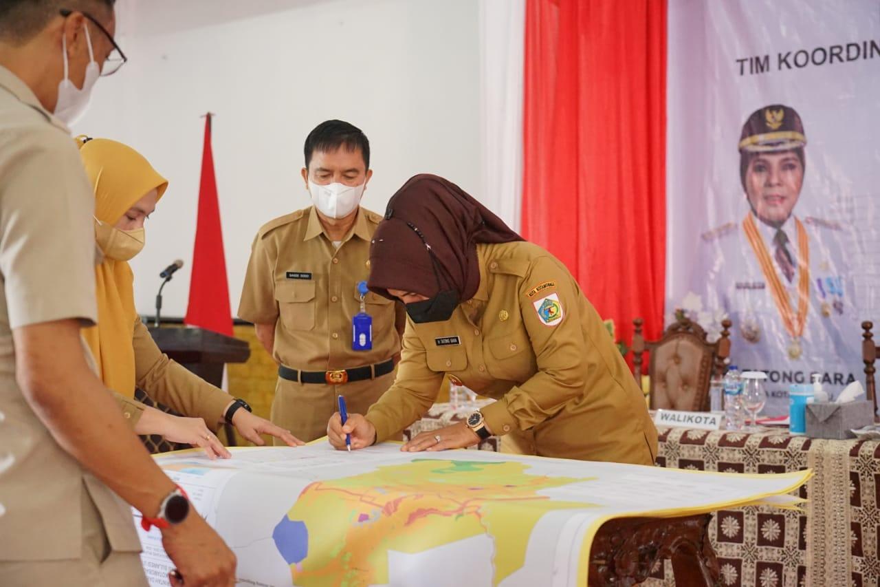 Revisi RTRW Kota Kotamobagu Akan Memasuki Proses Pembahasan di Tingkat Provinsi